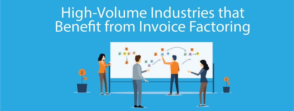 Image for How Staffing, Service & Manufacturing  Industries Benefit from Invoice Factoring